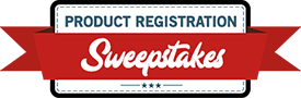 Product Registration Sweepstakes